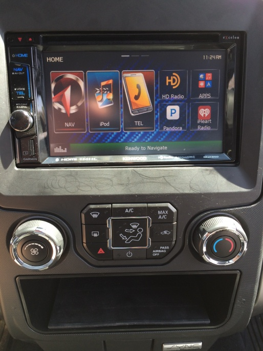 Maestro Radio Replacement Solution 2013 14 F150 With 4 3