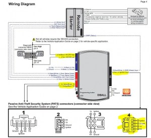 2010 remote starter wiring info and pics to match  Page 5