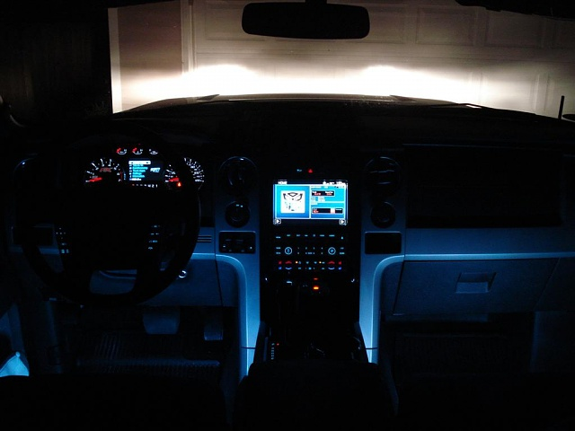 LED Ambient Lighting Ford F150 Forum Community Of Ford