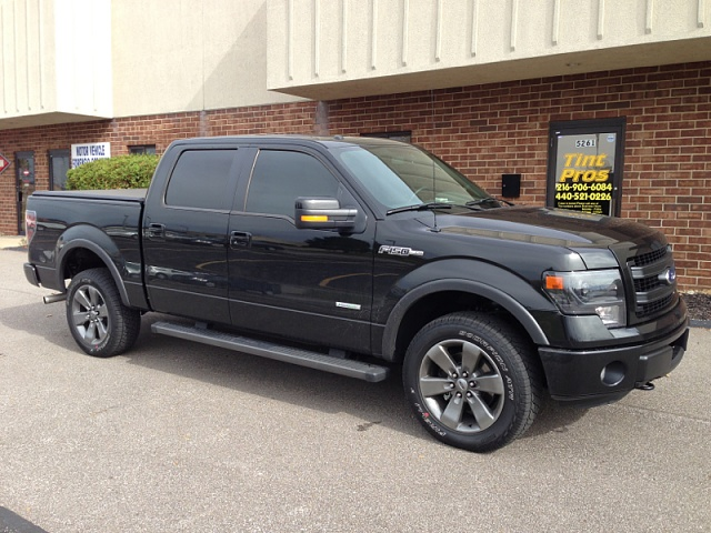 Newly Tinted Front 15 Ford F150 Forum Community Of Ford Truck Fans