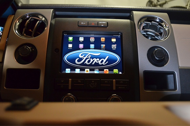 Ipad Mini In Dash Install Page 4 Ford F150 Forum Community Of Ford Truck Fans