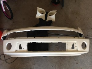 2009 F150 front bumper harley davidson conversion  Ford F150 Forum  Community of Ford Truck Fans