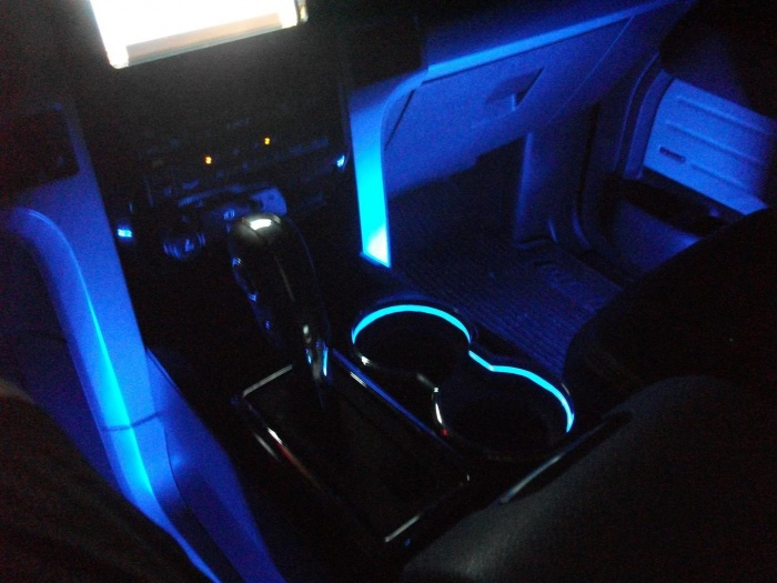 Led Ambient Lighting