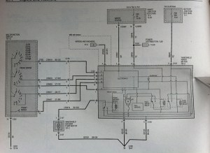 2012 F150 4x4 Lariat Wiper Switch wiring  Ford F150