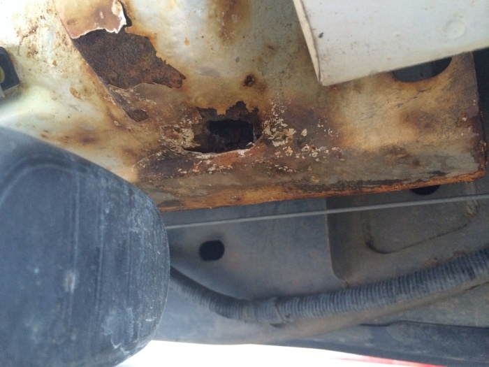 2010 F150 Rocker Panels Rusted Out Ford F150 Forum