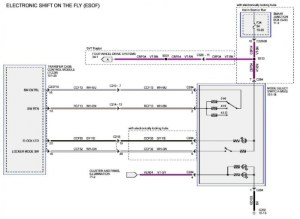 Wire harness diagram for 4x4 switch  Ford F150 Forum