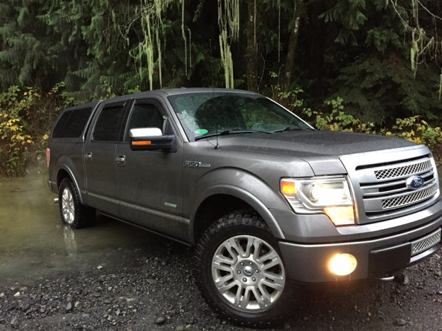 Rugged Terrain T F150