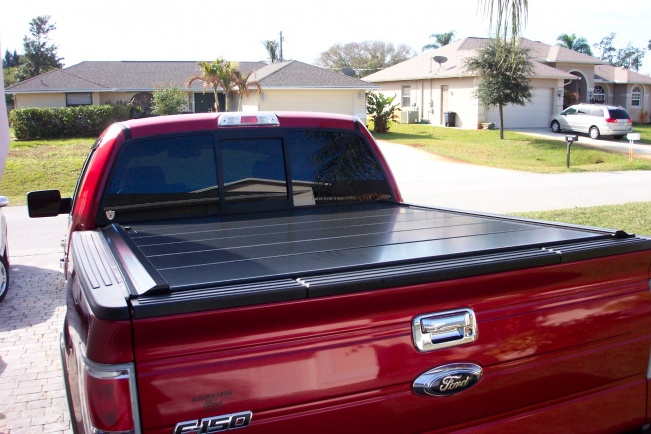 Just Installed My Peragon Folding Tonneau Cover Page 3
