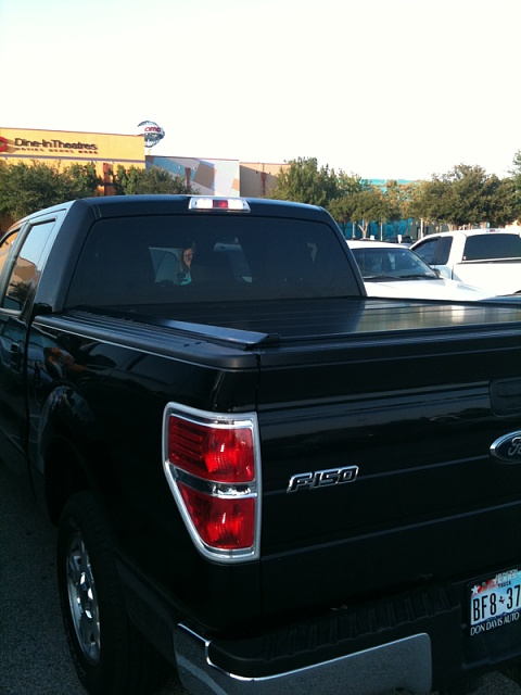 Anyone Have A Hard Tonneau Cover Page 4 Ford F150