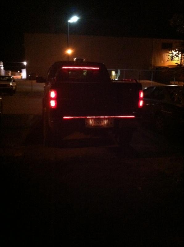 Led Light Bar Trucks