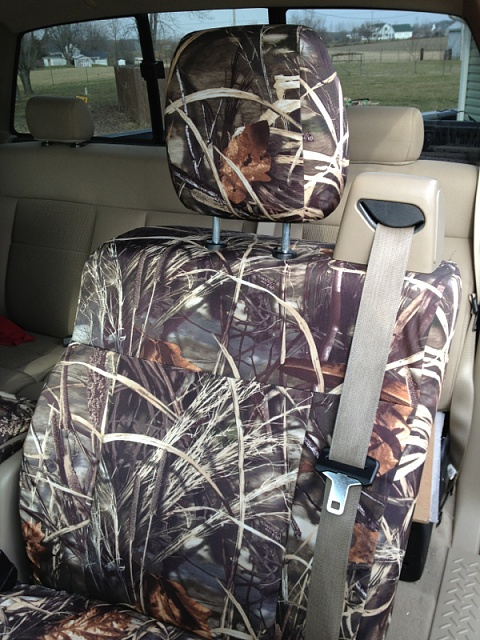 150 Stx Covers Ford Seat F 2012