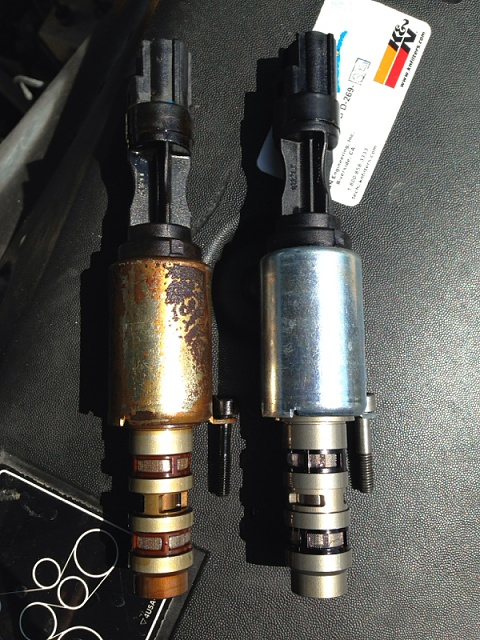 what is a vct solenoid ford f150