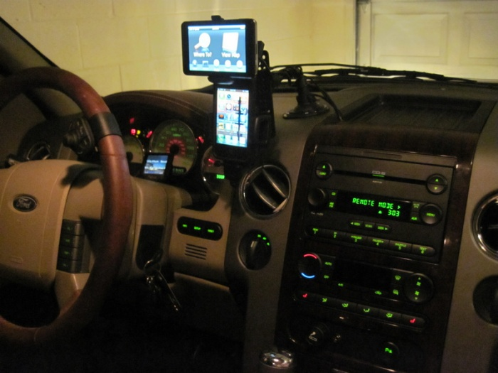 F150 King Ranch Interior
