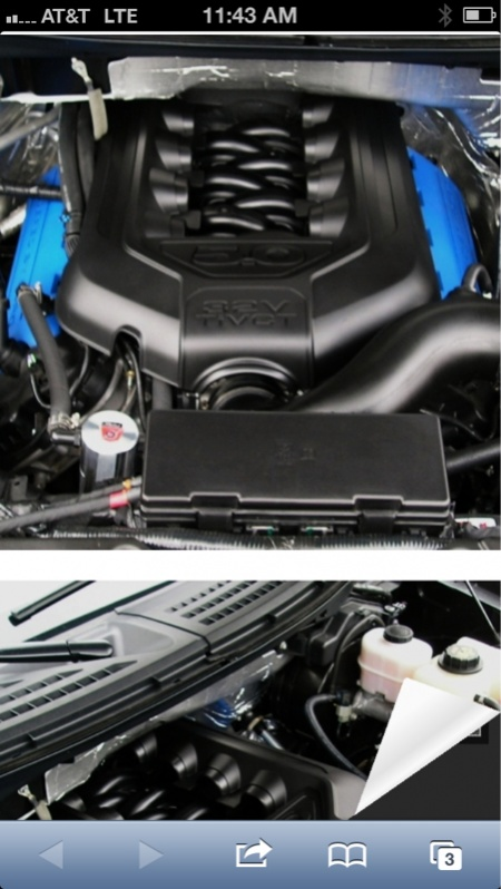 5 0 Engine Cover And Coil Covers Ford F150 Forum