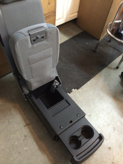 For Sale F 150 2013 Center Front Jump Seat Ford F150