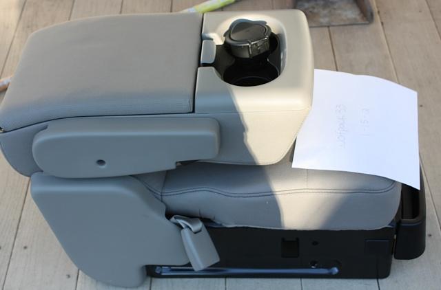 Jump Seat Center Console Medium Stone 125 Shipping