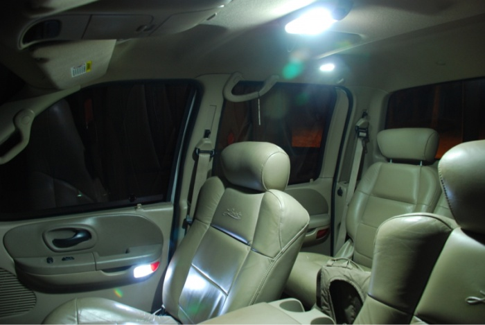 2003 Ford F150 Interior Lights Stay On