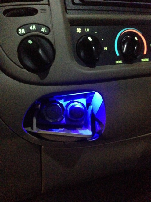 Custom Interior Bed Ambient Lighting Ford F150 Forum