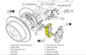Can't remove rear caliper  Page 2  Ford F150 Forum