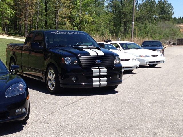 Southeast F S 06 Roush Stage 3 Ford F150 Forum