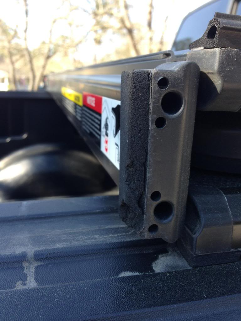 Leaking Extang Solid Fold Cheap Fix Ford F150 Forum
