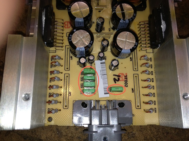 How To Fix Your Subwoofer Amplifier 7l2t 18c808 Aa