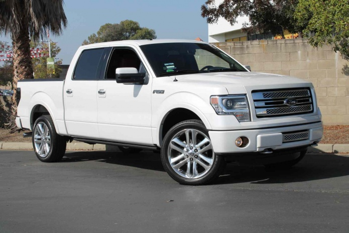 2013 Limited White Platinum Build Ford F150 Forum