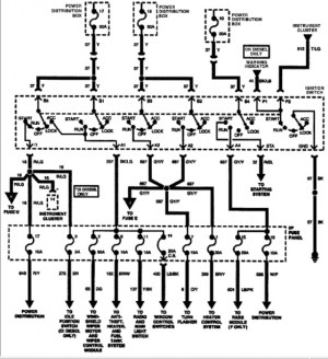 ignition wire diagram 1996 f150  Ford F150 Forum