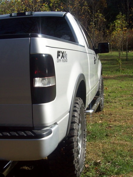 New Black Fx4 Decals Ford F150 Forum Community Of Ford