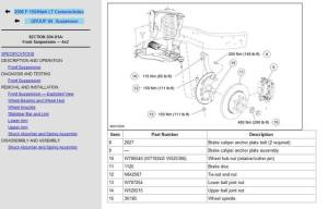 Suspension Torque Specs  Take a peek  F150online Forums