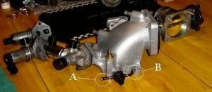 removing the throttle body, coolant line?  F150online Forums