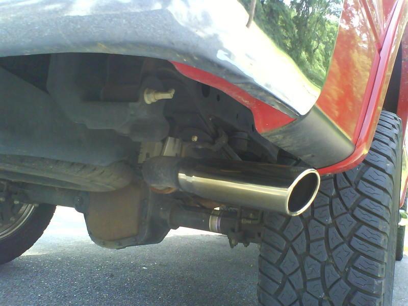 exhaust tip help f150online forums