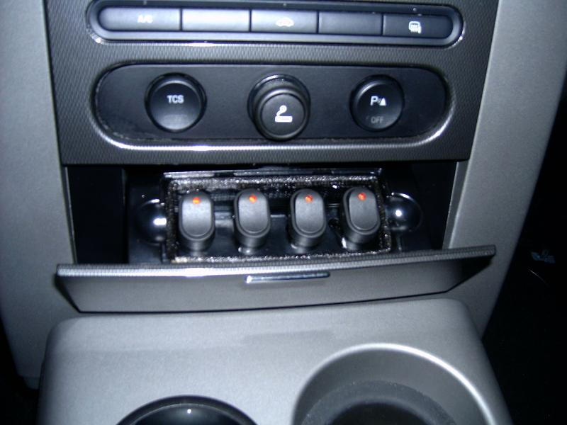 Custom Aux Switch PanelLight Upgrade Pics F150online Forums