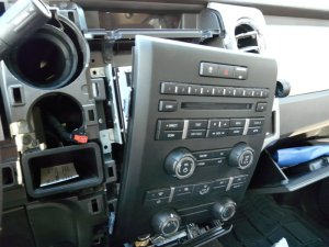 My speaker upgrade using factory head unit  F150online Forums