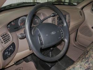 How To: Replace steering wheel '97'03 F150  F150online