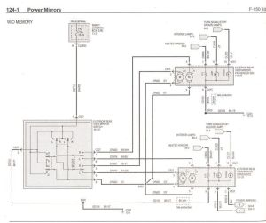 Need mirror  defroster wiring diagram  F150online Forums