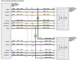 20092010 F150 Dual Temp Climate Controlled Wiring Diagram  F150online Forums