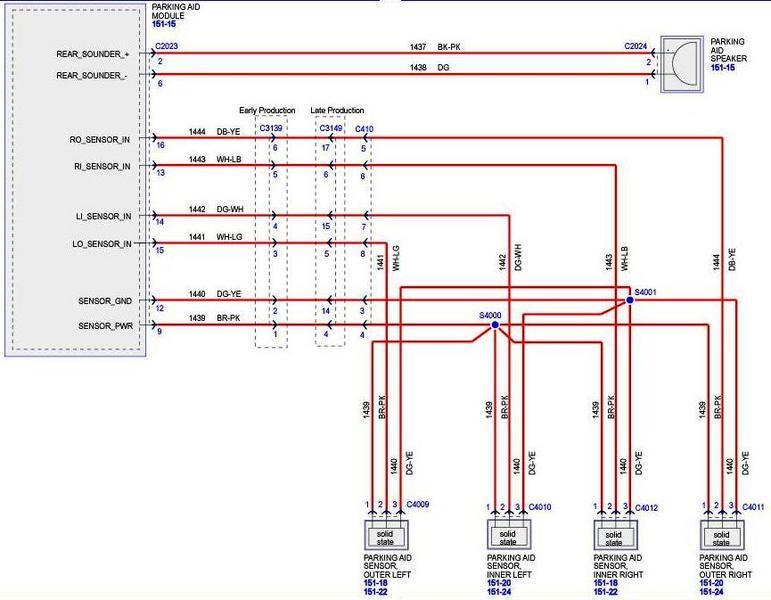 Ford F Trailer Wiring Diagram Ford F Trailer - 2001 ford f150 wiring diagram