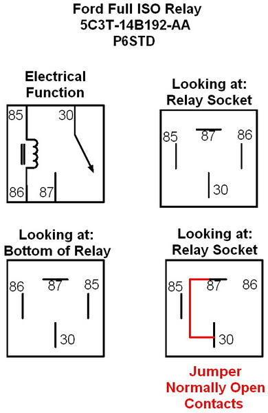 1998 Expedition Fuse Box Diagram