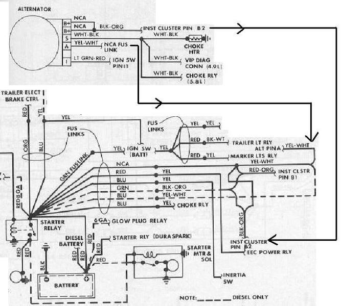 76 eldorado altinator wiring diagram   36 wiring diagram