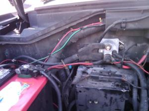 Stalled, wouldn't start then started???  F150online Forums