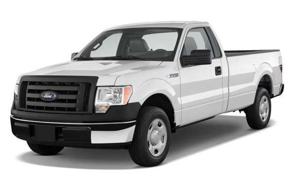 2009 ford f150 regular cab xl