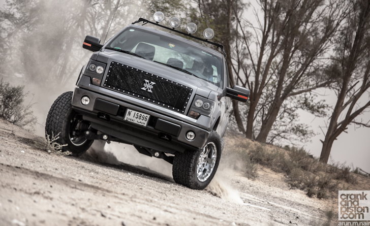 2013 150 F Ranch King Ford V6