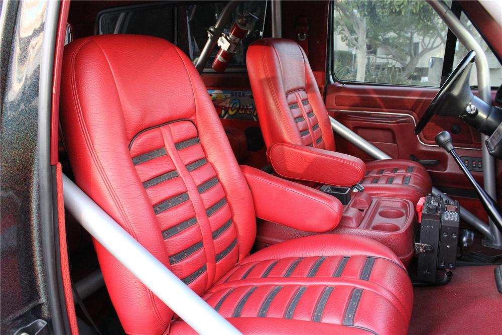 1989 Ford Bronco Custom Interior F150online Com