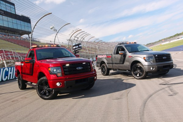 2014 F-150 Tremor NASCAR Pace Car