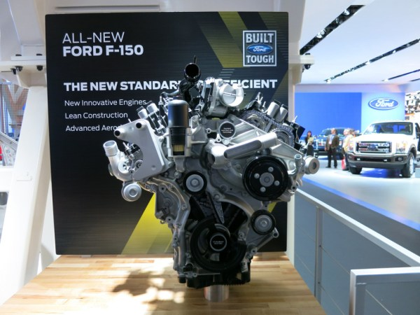 2.7 L Ecoboost V6 >> In Detail The 2 7 Liter Twin Turbo Ecoboost Ford Trucks Com