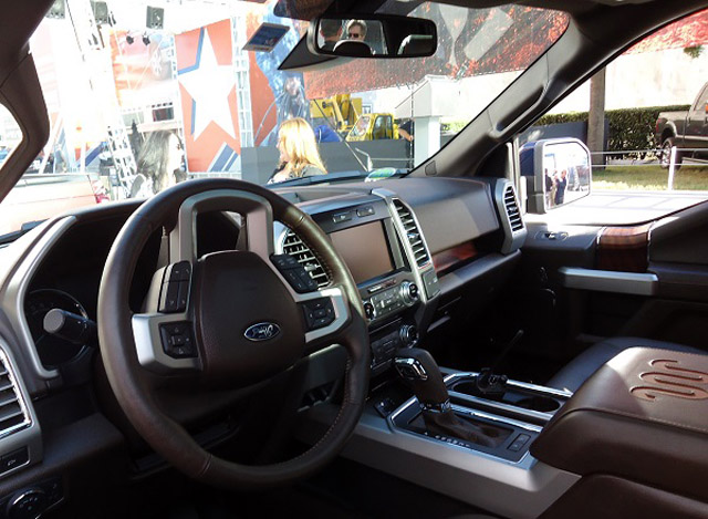Ford 150 Rancher King 2014
