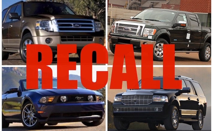 Ford Issues Safety Recall For The Ford F 150 And More