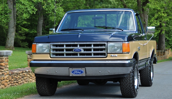 Check Out This Pristine 1988 Ford F150 V8 4X4