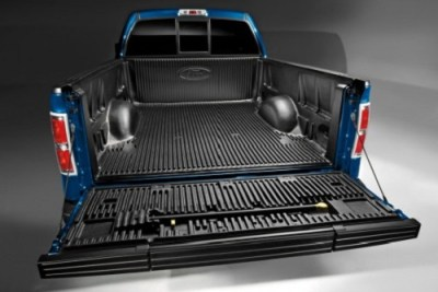 Ford - sliding bed floor